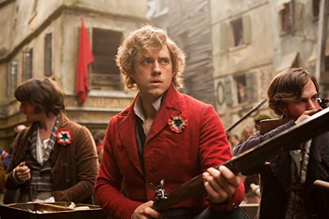 Aaron Tveit in Les Misérables (2012)