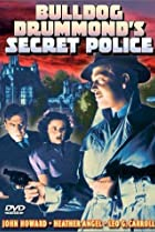 Image of Bulldog Drummond's Secret Police