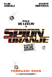Spion van Oranje (2009) Poster - Movie Forum, Cast, Reviews
