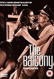 The Balcony (1963) Poster - Movie Forum, Cast, Reviews