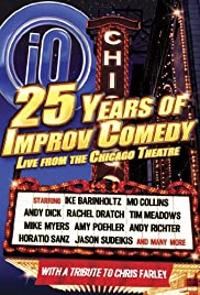 25 Years of Improv Comedy Poster