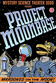 Project Moonbase Poster