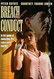 Breach of Conduct (1994) Poster - Movie Forum, Cast, Reviews