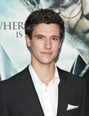 Drew Roy at an event for Harry Potter and the Deathly Hallows: Part 1 (2010)