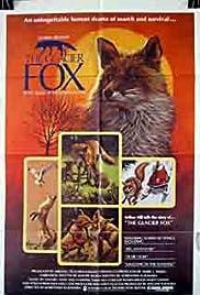 The Glacier Fox Poster