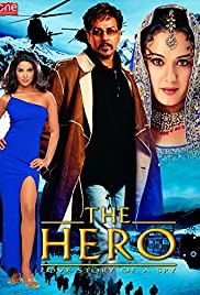 The Hero: Love Story of a Spy Poster