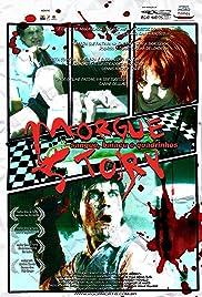 Morgue Story: Sangue, Baiacu e Quadrinhos Poster