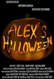 Alex's Halloween Poster