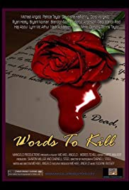 Words to Kill Poster