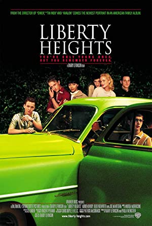 Liberty Heights poster