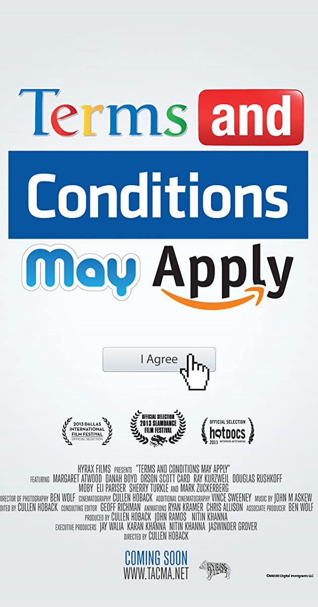 Terms And Conditions May Apply (2013) Imdb