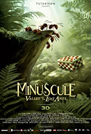 Minuscule: Valley of the Lost Ants (2013) Poster - Movie Forum, Cast, Reviews