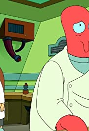 The Tip of the Zoidberg Poster
