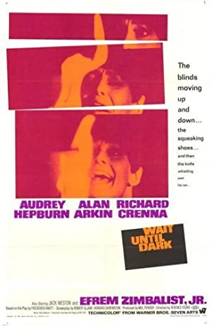 Sola en la oscuridad (Wait Until Dark) Online
