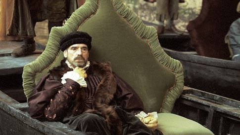 Jeremy Irons in The Merchant of Venice (2004)