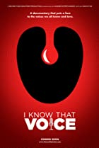 Image of I Know That Voice