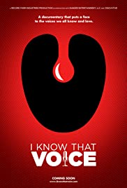 I Know That Voice (2013) Poster - Movie Forum, Cast, Reviews