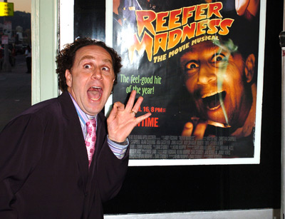 John Kassir at Reefer Madness: The Movie Musical (2005)