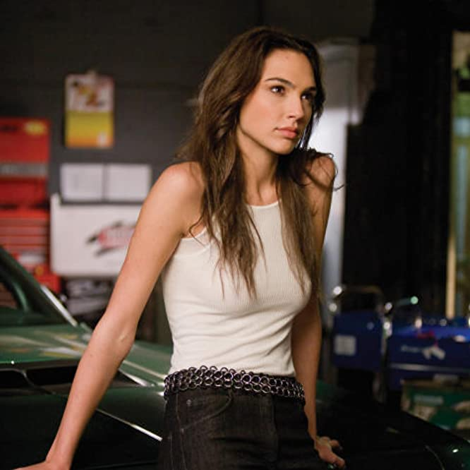Gal Gadot in Fast & Furious (2009)