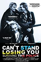 Image of Can't Stand Losing You: Surviving the Police