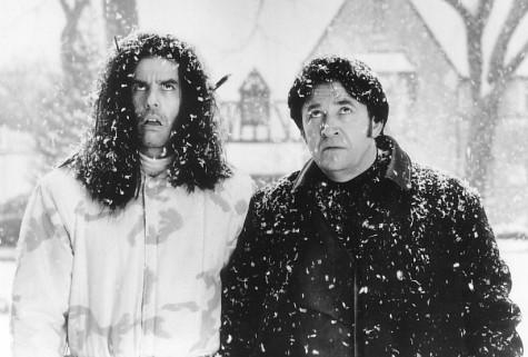 Olek Krupa and David Thornton in Home Alone 3 (1997)