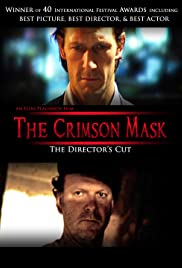 The Crimson Mask: Director's Cut Poster