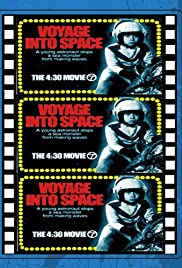 Voyage Into Space(1970) Poster - Movie Forum, Cast, Reviews