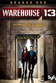 Warehouse 13 Poster - TV Show Forum, Cast, Reviews