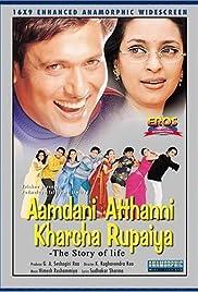 Aamdani Atthanni Kharcha Rupaiya Poster