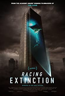 Poster Racing Extinction