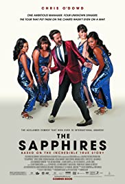 The Sapphires 2012 Poster