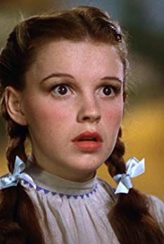 Judy Garland in The Wizard of Oz (1939)