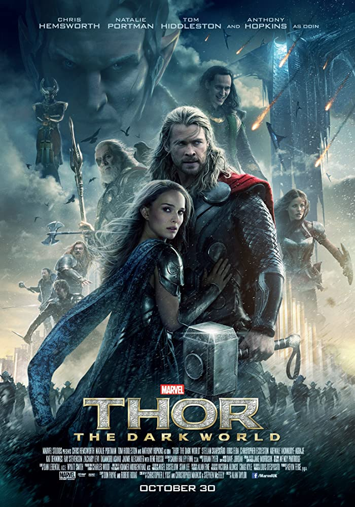 Thor The Dark World (2013) BRrip 720p x264 Dual Audio mkv