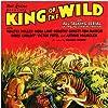 Boris Karloff and Walter Miller in King of the Wild (1931)