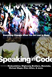 Speaking in Code Poster