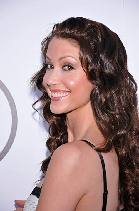 Shannon Elizabeth at an event for Something from Nothing: The Art of Rap (2012)