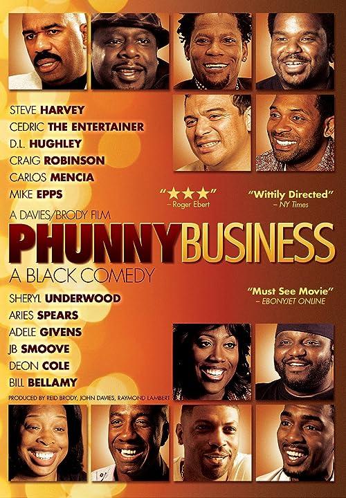 Phunny Business: A Black Comedy (2011)