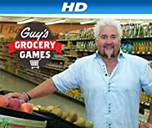 Poster Guy's Grocery Games