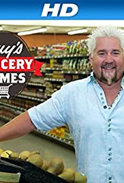 Guy's Grocery Games Poster - TV Show Forum, Cast, Reviews