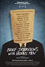 Brief Interviews with Hideous Men(1970)