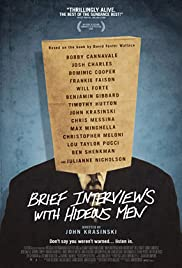 Brief Interviews with Hideous Men (2009) Poster - Movie Forum, Cast, Reviews