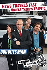 Dog Bites Man Poster