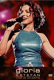 Gloria Estefan's Caribbean Soul: The Atlantis Concert Poster