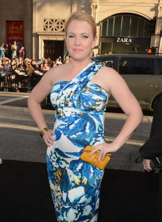 Melissa Joan Hart at What to Expect When You're Expecting (2012)