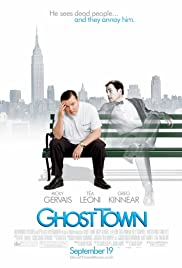 Ghost Town (2008) Poster - Movie Forum, Cast, Reviews