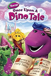 Barney: Once Upon a Dino-Tale Poster