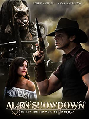 Alien Showdown: The Day the Old West Stood Still (2013) Download on Vidmate