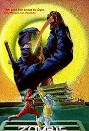 Zombie vs. Ninja Poster