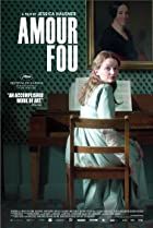 Image of Amour fou