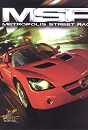 Metropolis Street Racer Poster